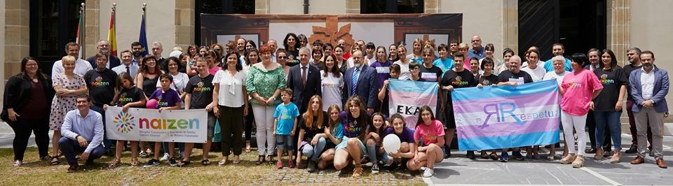 Naizen en el Parlamento Vasco