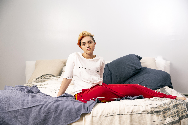 Chico transexual