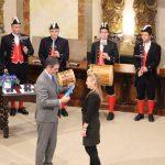 Naizen - Medalla al merito ciudadano 3