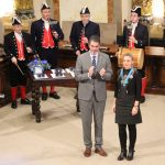 Naizen - Medalla al merito ciudadano 4