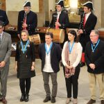 Naizen - Medalla al merito ciudadano 6