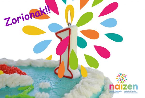 Primer Aniversario Naizen